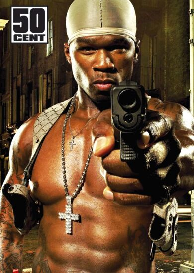 50-cent-gun-rap-music