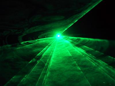 green-laser