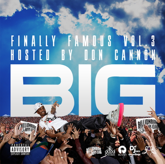 big sean finally famous vol 3 cover. New video from Big Sean for