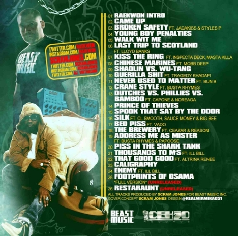 00 - Raekwon_Scram_Jones_The_Chef_Vs_The_Beast-back-large