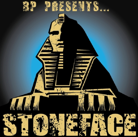 BP Presents...Stoneface - Front